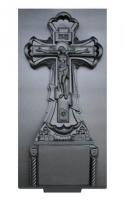 Пластиковые формы «Памятник №019 «Иисус»