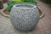 Форма для вазона «Шар»