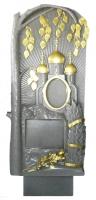 Пластиковые формы для комплекта «Памятник №012» + каблук