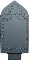 Пластиковые формы для Памятника №014 «Мусульманский»
