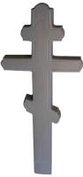 Пластиковые формы для Памятника №017 «Крест православный»