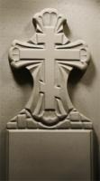 Пластиковые формы для Памятника №018