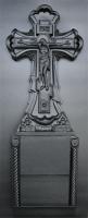 Пластиковые формы для Памятника №019 «Иисус»