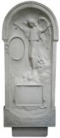 Пластиковые формы для Памятника №025 «Ангел»