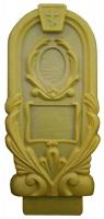 Пластиковые формы Памятник №029 «Тюльпан»