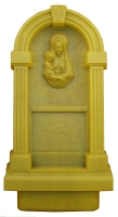 Пластиковые формы для Памятника №033