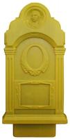 Пластиковые формы для Памятника №034
