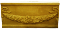 Пластиковые формы «Ритуальный бордюр №1»