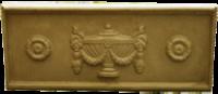 Пластиковые формы «Ритуальный бордюр №2»