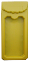 Пластиковые формы для Цветника №3