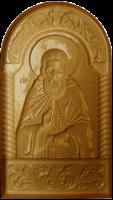 Пластиковые формы Икона «Сергий Радонежский»