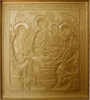 Пластиковые формы Икона «Троица»