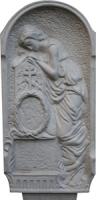 Пластиковые формы для Памятника №023 «Скорбящая мать»