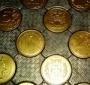 Пластиковые формы «Монеты мира»/л