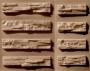 Пластиковые формы «Сланец» №2