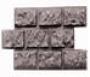 Пластиковые формы «Колотый кирпич»