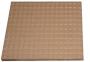 Пластиковые формы «Тактильная плитка «Препятсвие» 500 х 500»